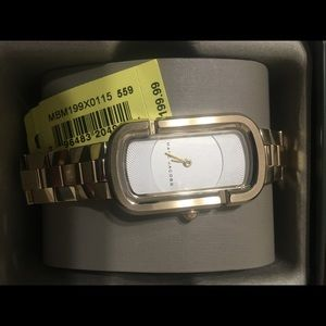 Marc Jacobs Accessories - Gold analog Marc Jacob women watch